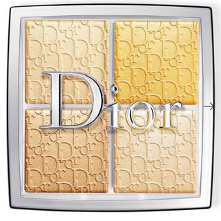 Dior - ディオール♡バックステージフェイスグロウパレット♡003♡ピュアゴールド