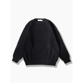 コモリ(COMOLI)のGraphpaper  High Density Cotton グラフペーパー (ニット/セーター)