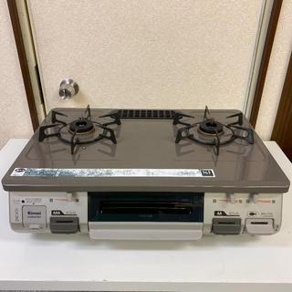 Rinnai - 【リンナイ 】水無片面焼きガスコンロ RT64JH-L 2019年製2B-087