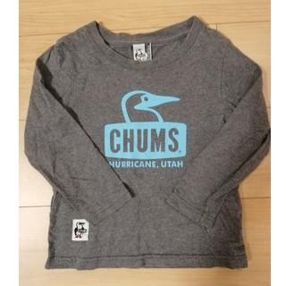 チャムス(CHUMS)のCHUMS七分袖カットソー110(Tシャツ/カットソー)