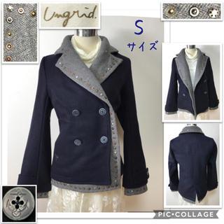 Ungrid - 女性 S《Ungrid》(スタッズ)ブルゾン