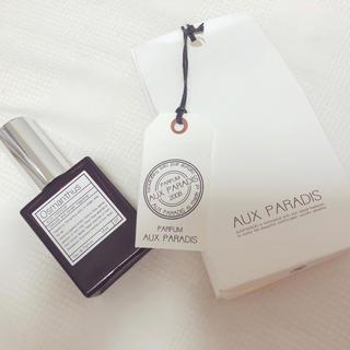 オゥパラディ(AUX PARADIS)のオウパラディ オスマンサス(香水(女性用))