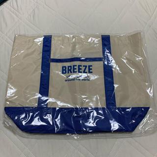 ブリーズ(BREEZE)のブリーズ BREEZE エコバッグ トートバッグ(トートバッグ)