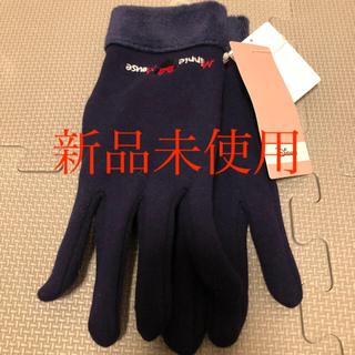 ディズニー(Disney)の手袋 ミニーマウス ネイビー(手袋)