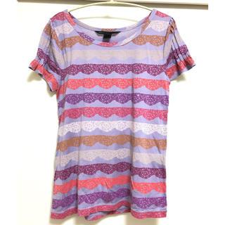 マークバイマークジェイコブス(MARC BY MARC JACOBS)のMARC JACOBS 半袖 カットソー Tシャツ(Tシャツ(半袖/袖なし))
