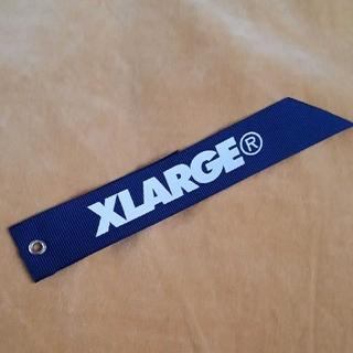 エクストララージ(XLARGE)の【新品❗】XLARGE エクストララージリボンフラッグ(キーホルダー)