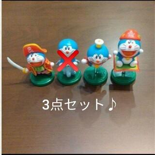 フルタセイカ(フルタ製菓)の4点セット♪チョコエッグ ドラえもん(アニメ/ゲーム)