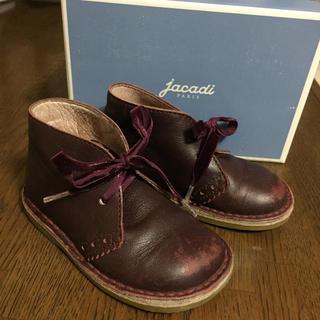 ジャカディ(Jacadi)のjacadi   革靴   23   14.1㎝(ブーツ)