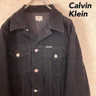 カルバンクライン(Calvin Klein)のカルバンクライン ジーンズ コーデュロイ ジャケット メンズ レディース M(シャツ)