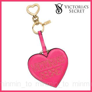 Victoria's Secret - 新品未使用 ロゴチャーム ミラー付