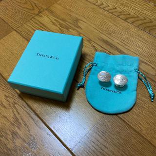ティファニー(Tiffany & Co.)のリターン トゥ ティファニー カフリンクス Return to Tiffany(カフリンクス)