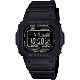 ジーショック(G-SHOCK)のカシオ G-SHOCK 電波ソーラー 腕時計 ブラック(腕時計(デジタル))