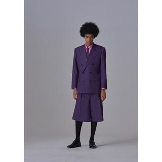 ジョンローレンスサリバン(JOHN LAWRENCE SULLIVAN)のLITTLEBIG リトルビッグ 19ss purple セットアップ(セットアップ)