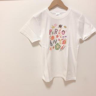 ナノユニバース(nano・universe)の【Sweet掲載】プリントTシャツ PERSON'S nano UNIVERSE(Tシャツ(半袖/袖なし))