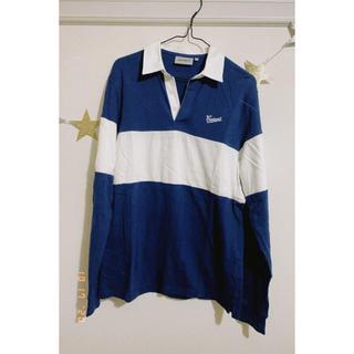 カーハート(carhartt)のcarhartt WIP のボーダーポロシャツ(ポロシャツ)