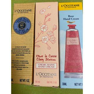 ロクシタン(L'OCCITANE)のロクシタン ハンドクリーム ネイルクリーム(ハンドクリーム)