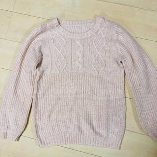 ニッセン(ニッセン)のざっくりセーター(ニット/セーター)