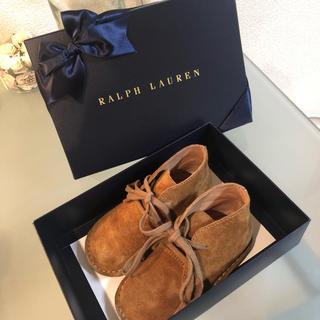 ラルフローレン(Ralph Lauren)のラルフローレン  キッズ  13cm  シューズ(スニーカー)