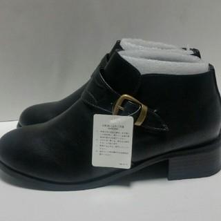 エヘカソポ(ehka sopo)のehka sopo  ベルトデザインブーツ Mサイズ(ブーツ)