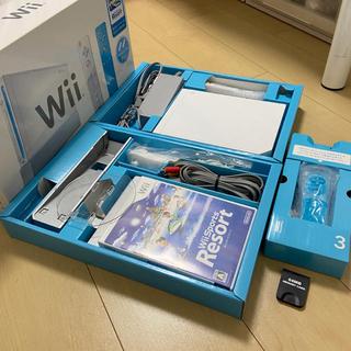 Wii - wii sports Resort セット