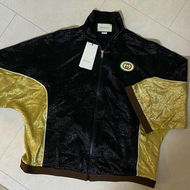 Gucci(グッチ)のグッチ ジャケット ブルゾン レディースのジャケット/アウター(ブルゾン)の商品写真