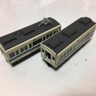 バンダイ(BANDAI)のBトレインショーティー 小田急9000形 増結中間車2両(鉄道模型)