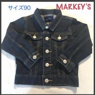 マーキーズ(MARKEY'S)のMARKEY'S マーキーズ  デニムジャケット Gジャン 男女兼用(ジャケット/上着)