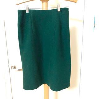 グリーンレーベルリラクシング(green label relaxing)のグリーンレーベルリラクシング  タイトスカート(ひざ丈スカート)