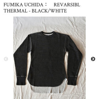 jonnlynx - FUMIKA_UCHIDA  Reversible Thermal ブラック M