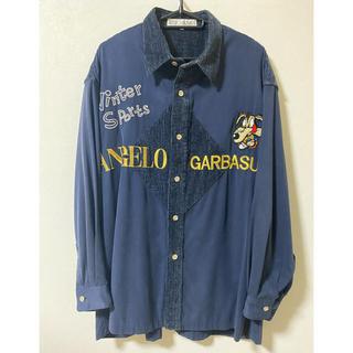 アンジェロガルバス(ANGELO GARBASUS)のアンジェロガルバス シャツ(シャツ)