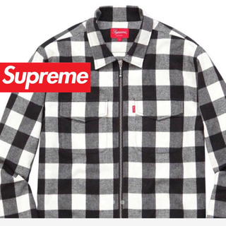 Supreme - 16ss Supreme Buffalo Plaid Flannel Shirt