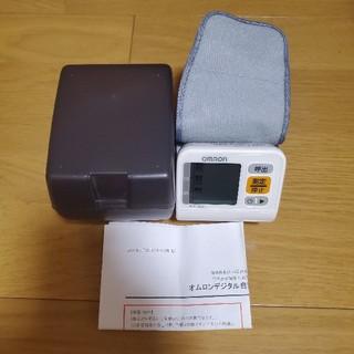 オムロン(OMRON)のオムロン デジタル自動血圧計 HEM-6200(その他)