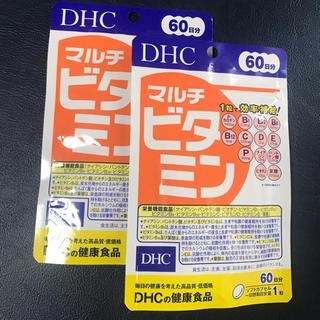 DHC マルチビタミン(60日分)×2袋