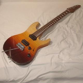 アイバニーズ(Ibanez)のIbanez AZ242F テキーラサンライズ(エレキギター)
