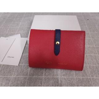 セリーヌ(celine)の|送料込み| CELINEセリーヌ 財布 折り 二つたたみ(折り財布)