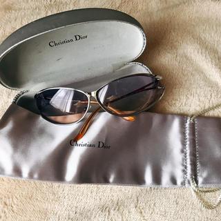 クリスチャンディオール(Christian Dior)のChristian Dior サングラス(サングラス/メガネ)