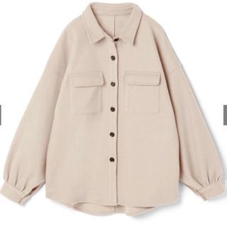 グレイル(GRL)のGRL ボリュームスリーブシャツジャケット(Gジャン/デニムジャケット)