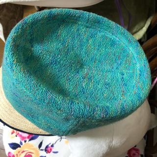 クイックシルバー(QUIKSILVER)のクィックシルバーレディス帽子 美品(キャップ)