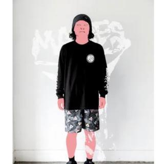 テンダーロイン(TENDERLOIN)のT-SHIRTS L/S BONES(Tシャツ/カットソー(七分/長袖))