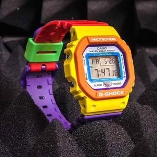 ジーショック(G-SHOCK)のカシオ Gショック 限定品サイケデリック DW-5610DN-9JF(腕時計(デジタル))