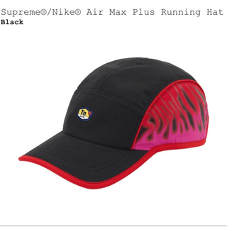 シュプリーム(Supreme)のsupreme Running Hat nike(キャップ)