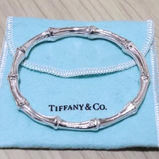 Tiffany & Co. - ティファニー バンブー バングル