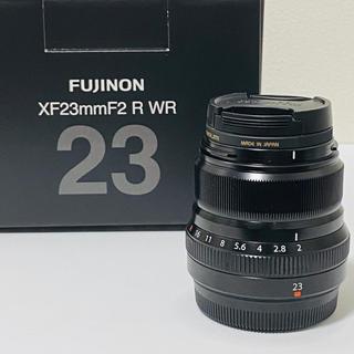 富士フイルム - 富士フイルムFUJIFILM XF23mmF2 R WR Xレンズ