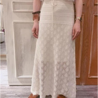 mysty woman - ミスティウーマンのロングスカート