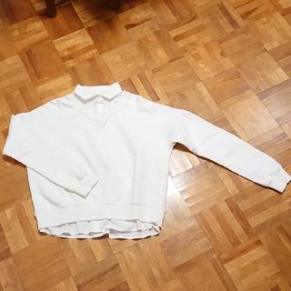 ダブルスタンダードクロージング(DOUBLE STANDARD CLOTHING)のDOUBLE STANDARD CLOTHING   トレーナー(トレーナー/スウェット)