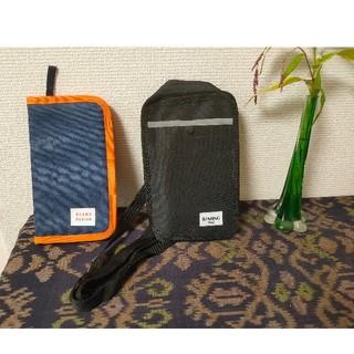 ビームス(BEAMS)のBEAMS新品    未使用  ビームス‐デザイン  財布と小物入れセット(ショルダーバッグ)