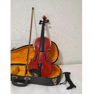 スズキ(スズキ)のスズキバイオリン  2分の1  No.220  1974 送料無料(ヴァイオリン)