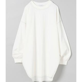ジーナシス(JEANASIS)のステッチBIGロンT(Tシャツ/カットソー(七分/長袖))