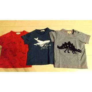 グリーンレーベルリラクシング(green label relaxing)のユナイテッドアローズ キッズTシャツ95 (Tシャツ/カットソー)