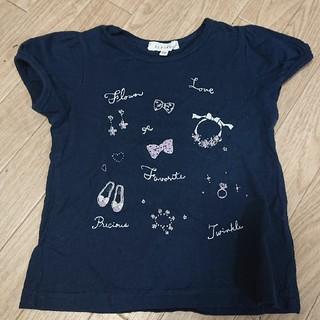 サンカンシオン(3can4on)の3can4on 女の子 シャツ サイズ100(Tシャツ/カットソー)
